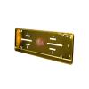 Okviri Ramovi za tablice Inox Gold