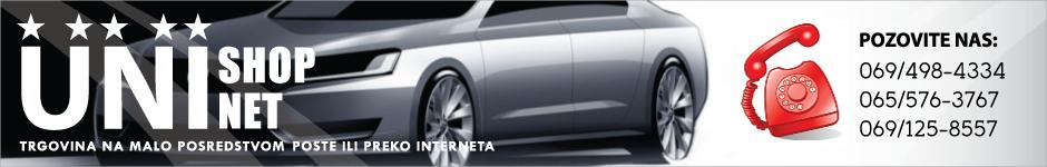 UniShop Net – Prodaja Tipksih i Univerzalnih Auto Patosnica